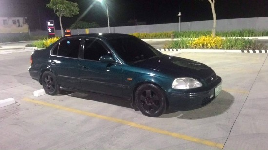 HONDA CIVIC VTI 96 A/T photo
