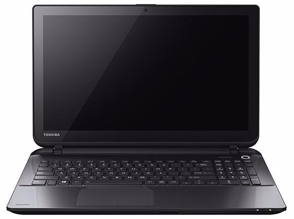 Toshiba Satellite L50t-B1383 Laptop, 15.6 inch, Intel Core i7, Ram 8G, 1TB HDD, Windows 8.1, black. touch screen photo