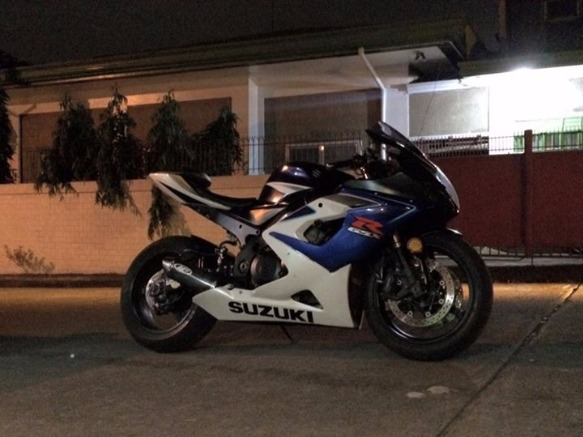 2006 Suzuki Gsxr1000 photo