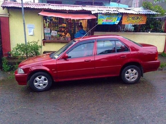 honda city 1998 photo