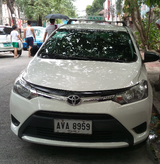 2015 Toyota Taxi Vios photo