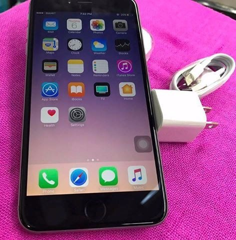 iPhone 6plus 64 Gb (spAceGray) Factory Unlock photo