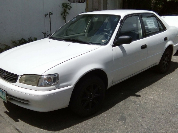 Toyota Corolla 2005 photo