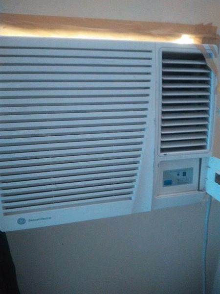GE aircon with remote 1HP photo