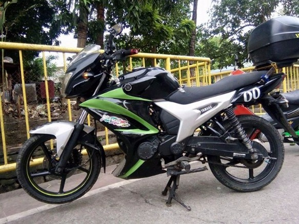 Yamaha sz model 2013 photo