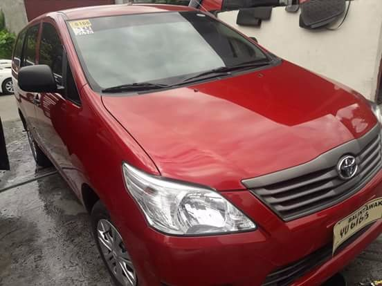 2016 toyota innova 2.5 J photo