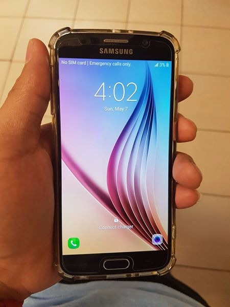 Samsung s6 duos 32GB original photo