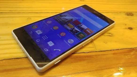 Sony Xperia Z2 16gb White LTE photo