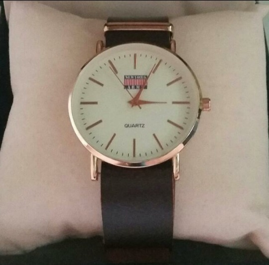 Watch Brand New Leather Strap photo