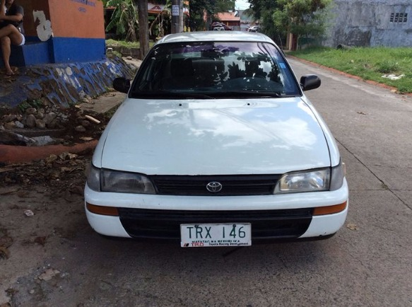 Toyota Corolla xl bigbody 1995 model photo
