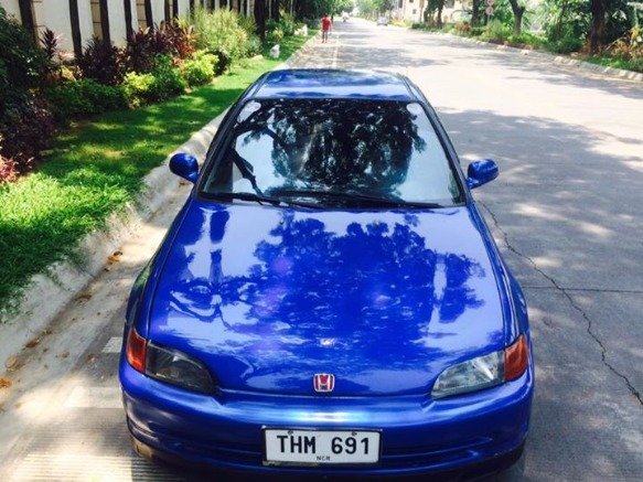 Honda Civic esi 1994model SR4 body photo