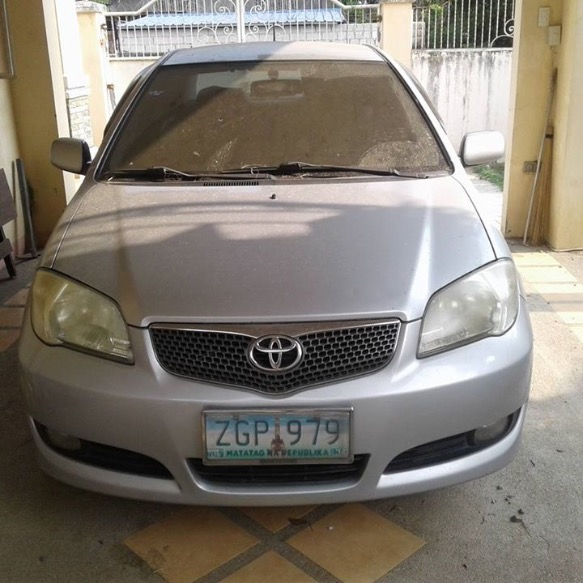 Toyota Vios 2007 1.5 G manual photo