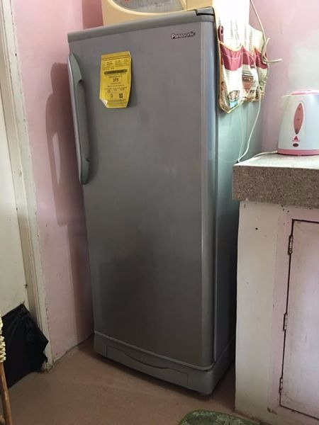 Refrigerator - Panasonic photo