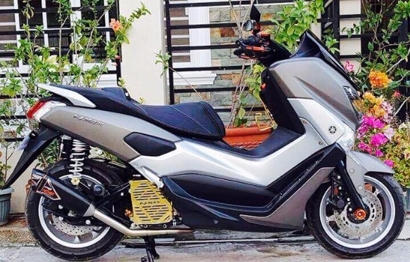2016 Yamaha NMAX photo