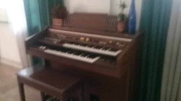 YAMAHA Electronic Organ photo