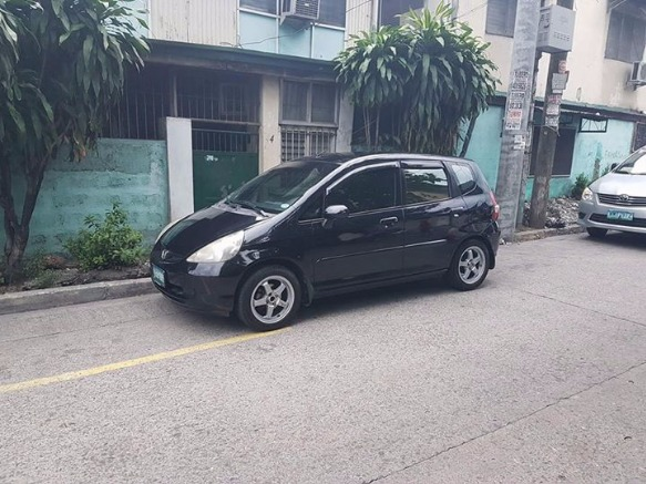 Honda jazz 2005 photo