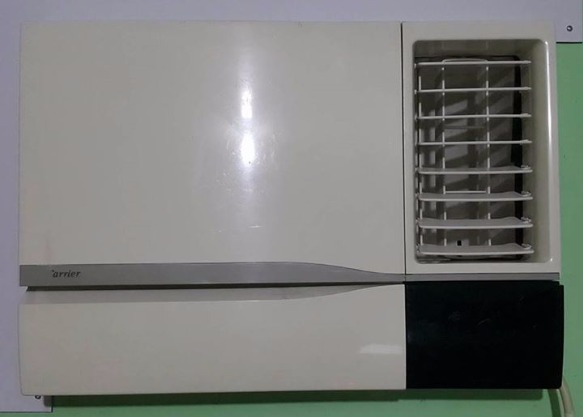 Carrier Aircon .75hp photo