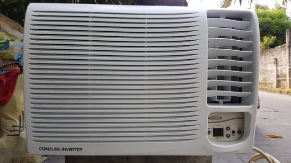 Aircon condura 1.5hp with remote photo