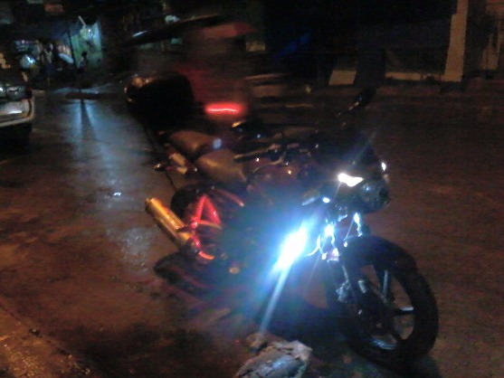 rouser 200 DTS-i for sale 36,500 Rush na Rush photo