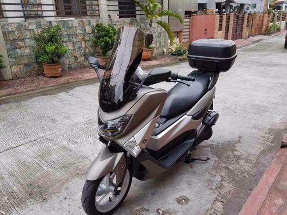 Yamaha Nmax 2017 model photo