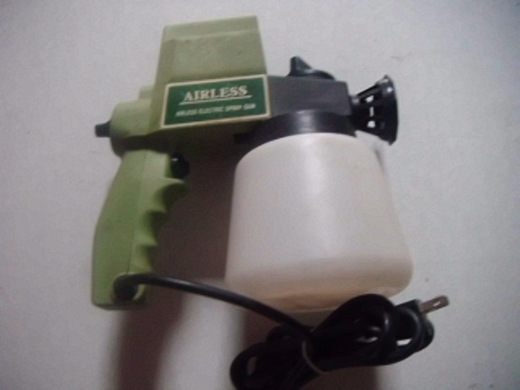 Airless Electric Spray Gun photo