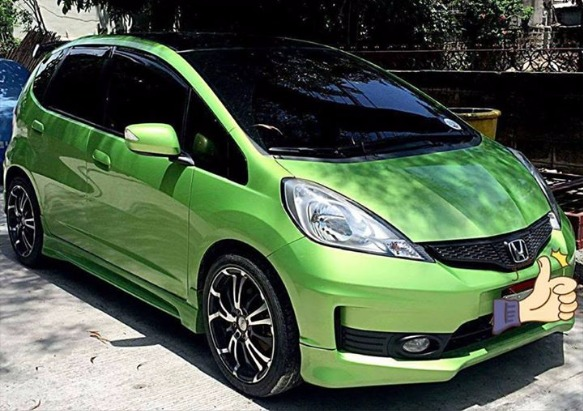 Honda Jazz 2012 Model photo