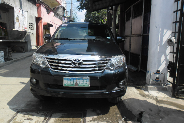 Toyota Fortuner G 2012 , M/T photo