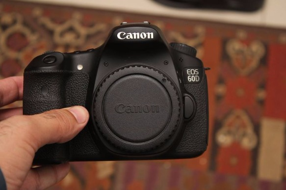 Canon 60D Body Camera photo