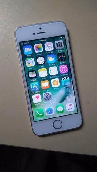 iphone 5s 32gb Gold photo