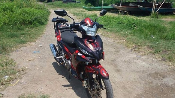 Yamaha Sniper MX 135 photo