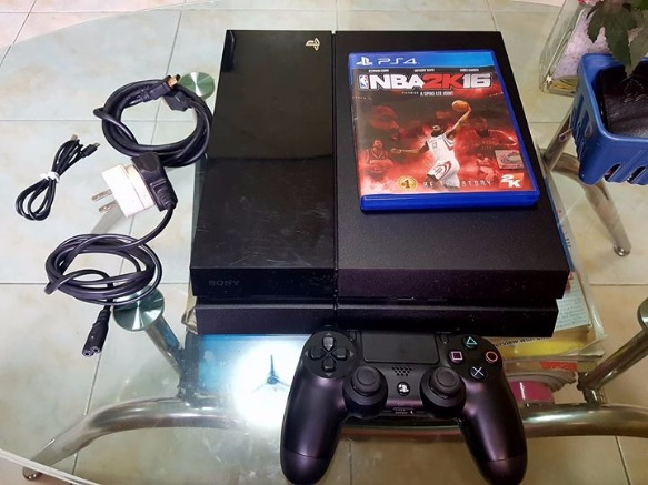 Sony Playstation 4 Ps4 500gb photo