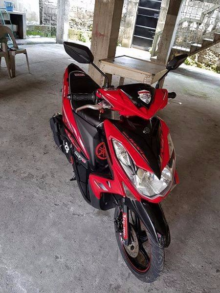 Yamaha mio mxi 125 used philippines for Yamaha motorcycle serial number wizard