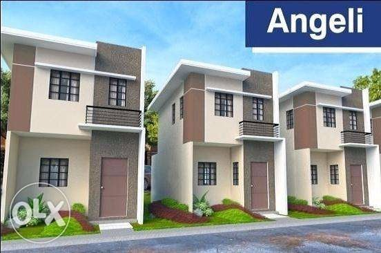 ANGELI SINGLE FIREWALL HOUSE AND LOT photo