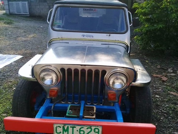 Owner type jeep toyota 3Au photo