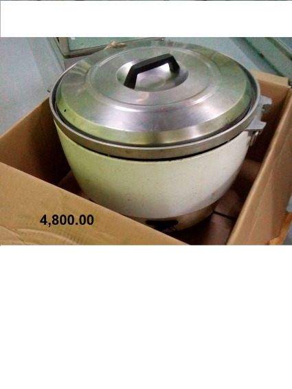 RICE COOKER(7KG.) photo