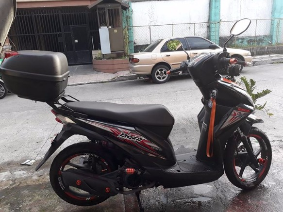 Honda Beat Fi 2016 photo