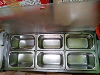 Cold Pans photo