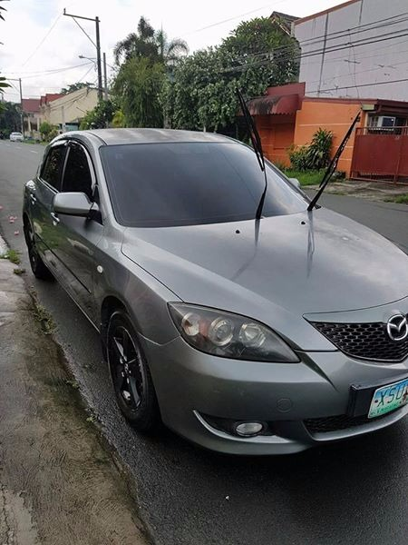 Mazda 3 Hatch 2004 photo