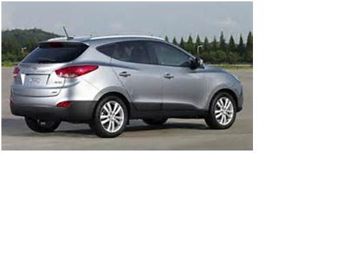 Hyundai Tucson Theta II 2.0 photo