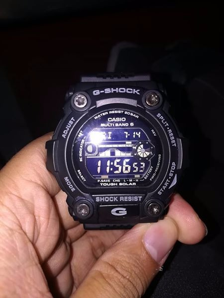 GW-7900B-1 Tough Solar Multiband 6 Rescue photo