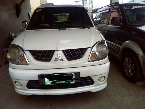 Mitsubishi adventure 2006 glx model photo