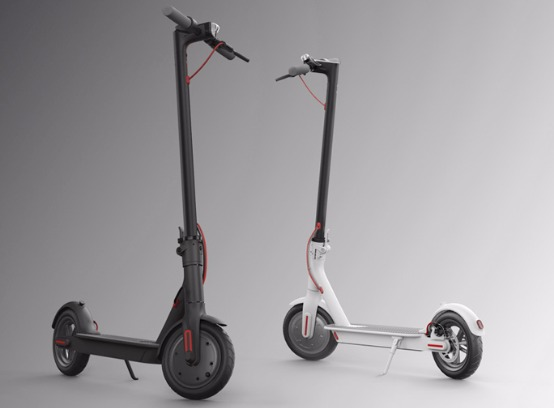 XIAOMI MIJIA electric scooter photo