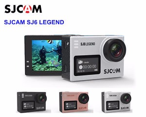 SJCAM SJ6 LEGEND ACTION CAMERA WATERPROOF CAMERA 1080P HD SPORT DV AVAILABLE EXTERNAL MICROPHONE photo