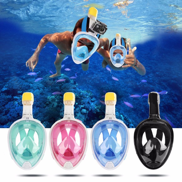 Neopine Snorkeling Mask LARGE/XLARGE photo