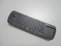 3 in 1 touchpad air mouseWireless Keyboard photo