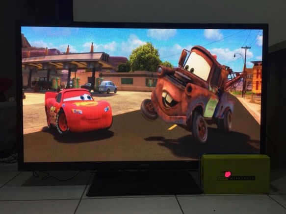 51 INCH SAMSUNG 3D INTERNET TV photo