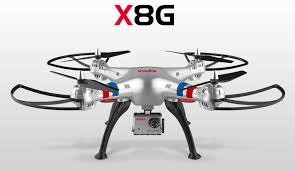 SYMA X8G Headless Mode 2.4G 4.5 Channel Remote Control Quadcopter photo