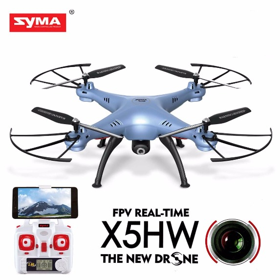 Syma X5HW WiFi FPV 2.0 Mega Pixel Camera photo