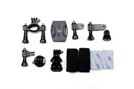 SJ4000 Accessories Kit SJCAM Accessories mounts Set photo