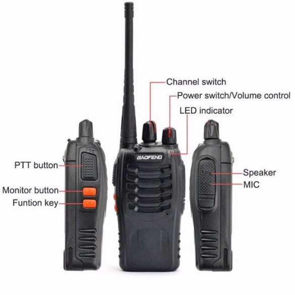 BAOFENG Two Way Radio Walkie Talkie Communication Experts photo